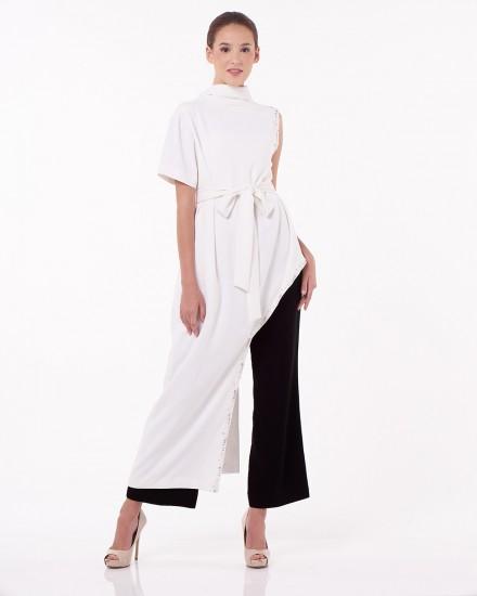 N1 Inventive Vest in White