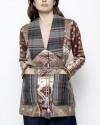 Pax Pilgrim Collar Classic Pattern Homewear Set