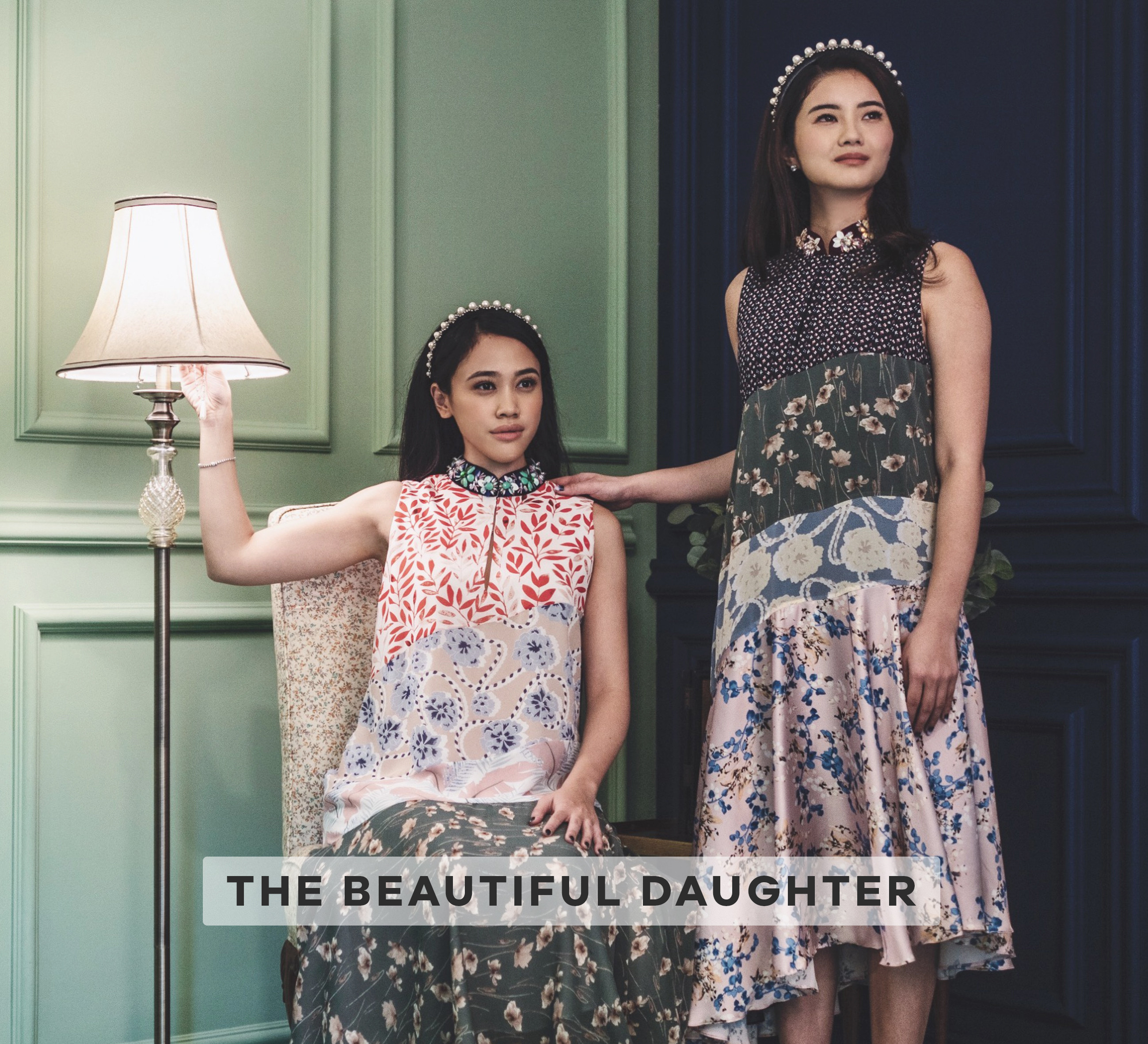 THE BEAUTIFUL DAUGHTER